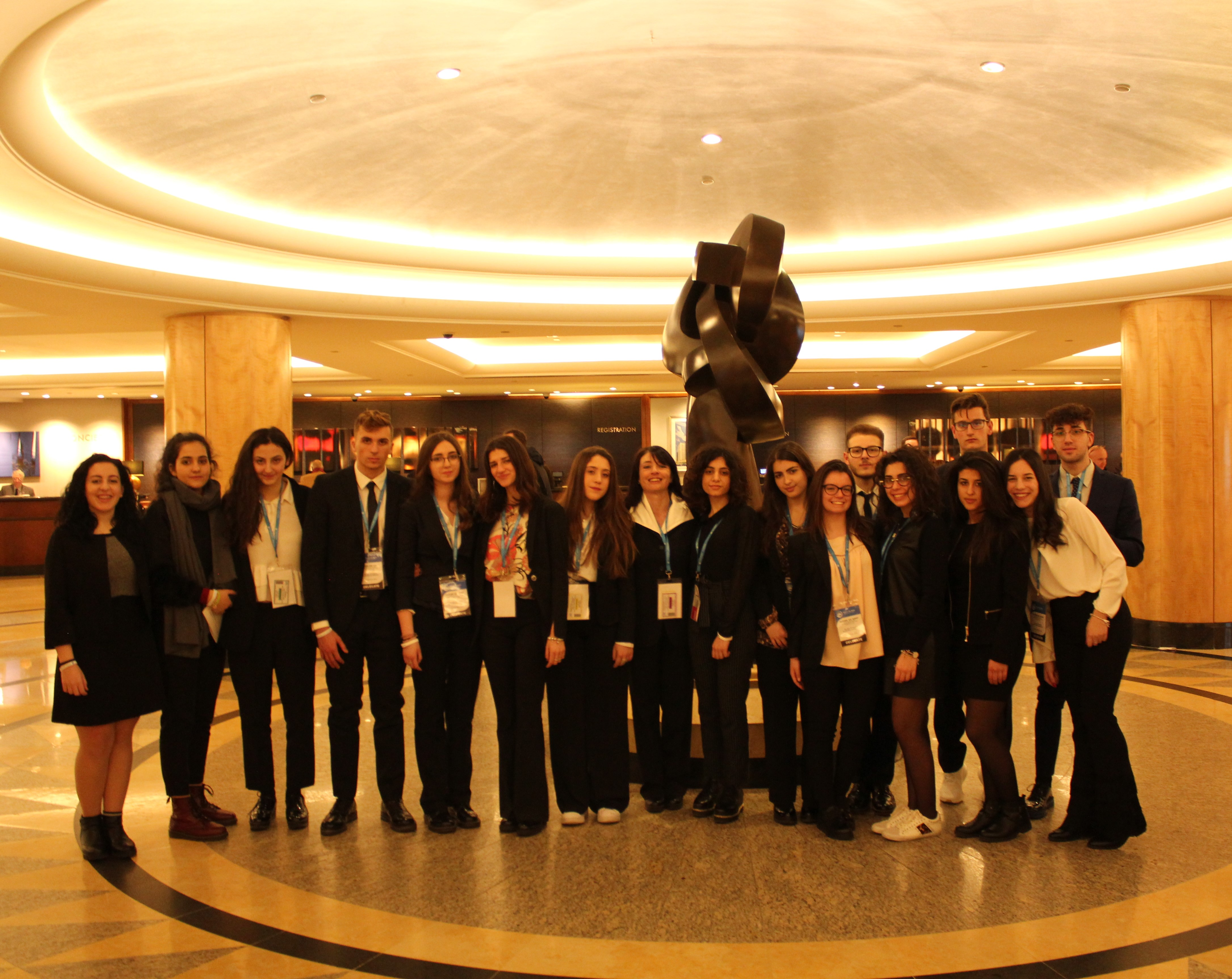 FUTURE WE WANT. MODEL UNITED NATIONS. STUDENTS AS YOUNG LEADERS