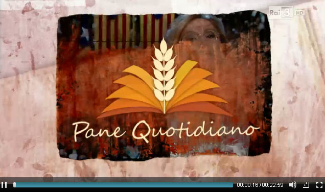 pane quotidiano RAI