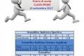 ORARIO USCITA CLASSI PRIME 14/09/2017